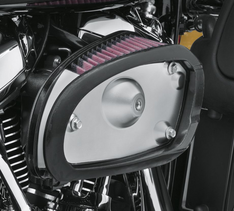 Screamin' Eagle High-Flow Air Cleaner Kit - Wedge