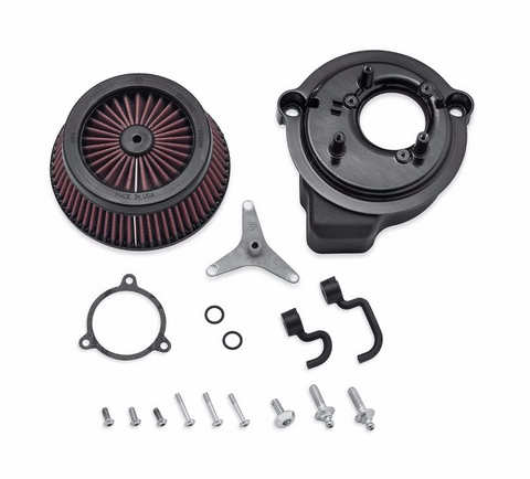 Screamin' Eagle Extreme-Flow Air Cleaner – Round, Center Bolt