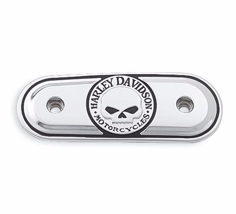 Willie G.® Skull Collection Air Cleaner Trim - Sportster®