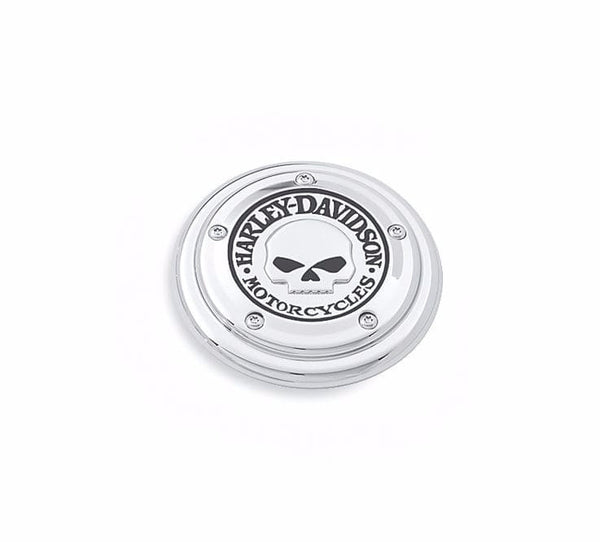 Willie G.® Skull Collection Air Cleaner Trim
