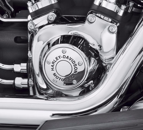H-D® Motor Co. Collection Timer Cover Twin Cam