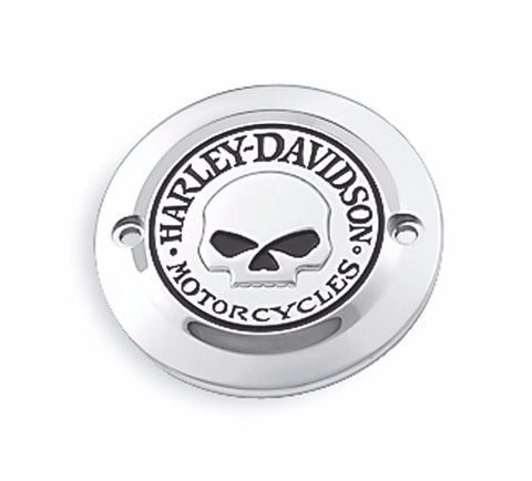 Willie G.® Skull Collection Timer Cover - Sportster® Models