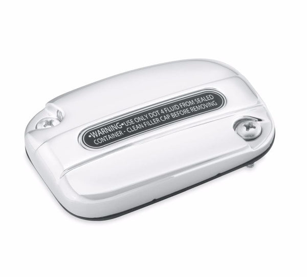 Chrome Front Clutch Master Cylinder Cover