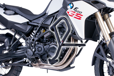 Puig Hi-tech Parts Engine Guard F800gs Bk