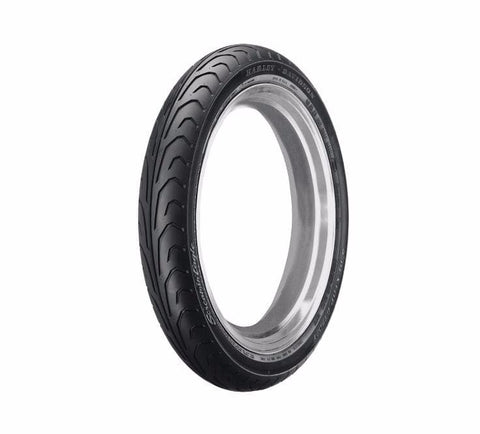 "Dunlop® Harley-Davidson® Performance Tires - GT502F 100/90-19 Blackwall - 19"" Front"