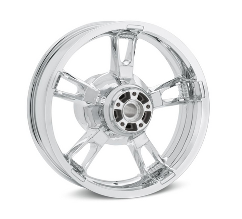 Mirror Chrome Enforcer 16 in. Rear Wheel