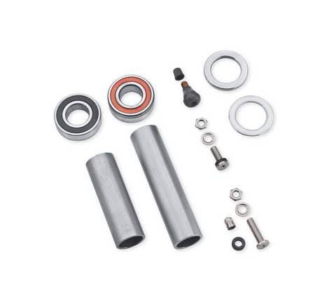 25mm Axle Front Wheel Installation Kit