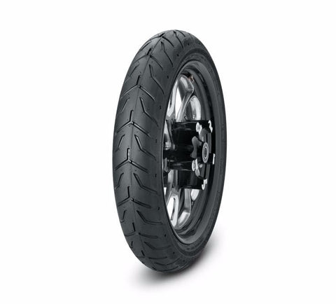 "Dunlop® Harley-Davidson® Tire Series - D408F 140/75R17 Blackwall - 17""Front"