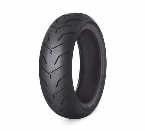 "Dunlop® Harley-Davidson® Tire Series - D408 200/50R18 Blackwall - 18"" Rear"