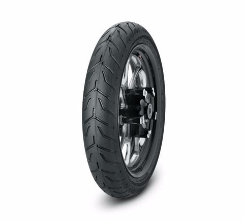 "Dunlop® Harley-Davidson® Tire Series - D408F 130/70R18 Blackwall - 18"" Front"