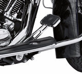 Billet Style Rear Brake Lever - Chrome