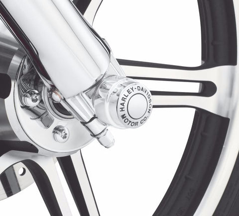 H-D® Motor Co. Collection Front Axle Nut Cover Kit