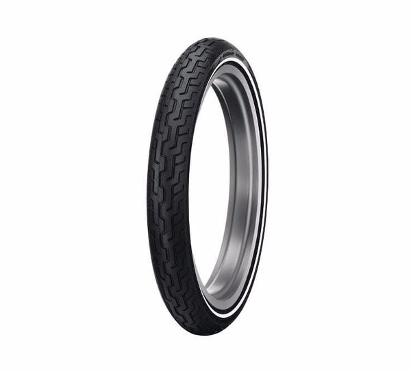 "Dunlop® Harley-Davidson® Tire Series - D402F MH90-21 Medium WW - 21"" Front"