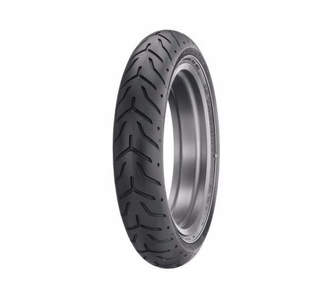 "Dunlop® Harley-Davidson® Tire Series - D408F 130/60B19 - 19"" Front"