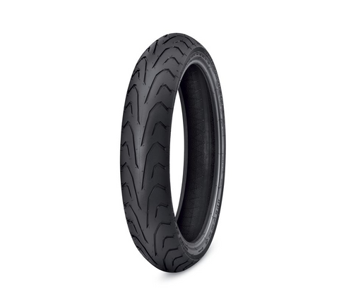 Dunlop Performance Tire - GT502F 120/70R19 Blackwall - 19 in. Front