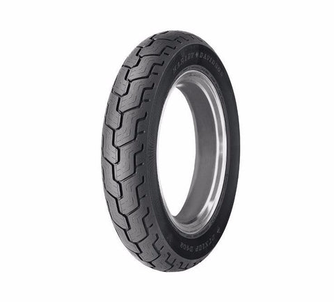"Dunlop® Harley-Davidson® Tire Series - D402 MT90B16 Blackwall - 16"" Rear"