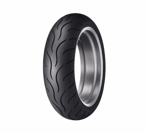 "Dunlop® Harley-Davidson® Tire Series - D207F 120/70ZR19 Blackwall - 19"" Front"