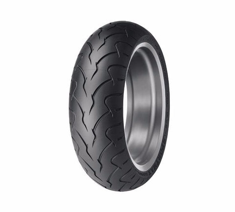 "Dunlop® Harley-Davidson® Tire Series - D207 180/55ZR18 Blackwall - 18"" Rear"