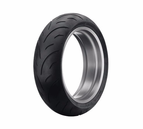 "Dunlop® Harley-Davidson® Tire Series - D209HD 180/55ZR17 Blackwall - 17"" Rear"