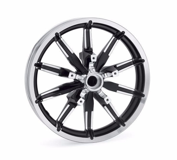 "Impeller Custom Wheels 17"" Front Contrast Chrome"