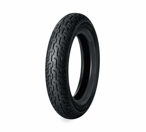 "Dunlop® Harley-Davidson® Tire Series - D402F 130/70-18 Blackwall - 18"" Front"