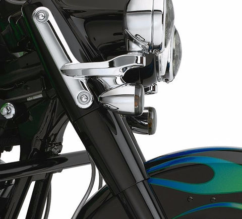 Gloss Black Upper Fork Slider Covers
