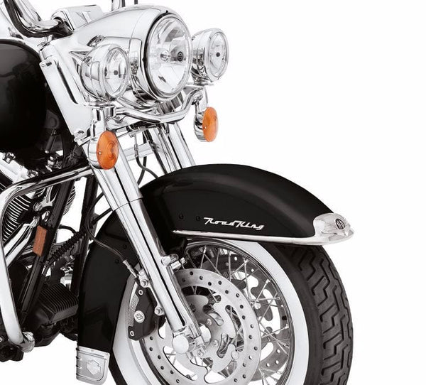 Chrome Front End Kit - Touring Models '08-Later With ABS