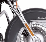 Chrome Upper Fork Slider Covers