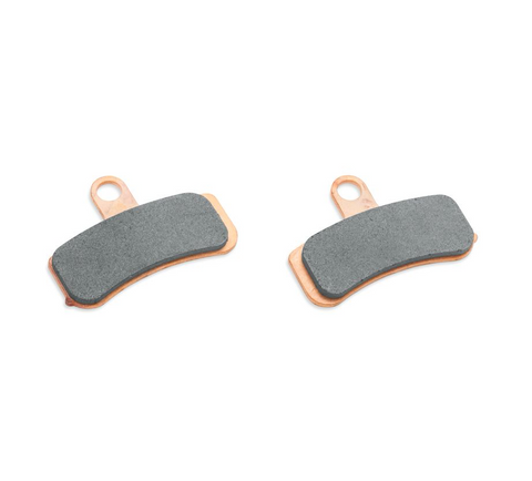 Original Equipment Front/Rear Brake Pads