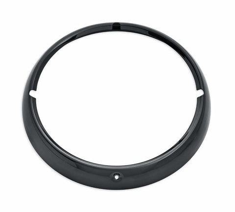 Gloss Black Headlamp Trim Ring