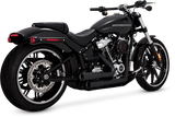 Vance & Hines Mini Grenades Exhaust - Black