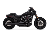 Vance & Hines Pro Pipe Exhaust for Street Bob - Black