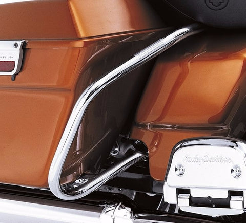 Comfort Profile Rear Saddlebag Guard Kit '97-'08