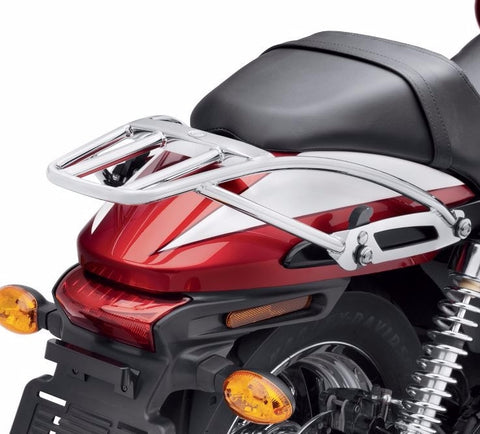 H-D Detachables Two-Up Luggage Rack