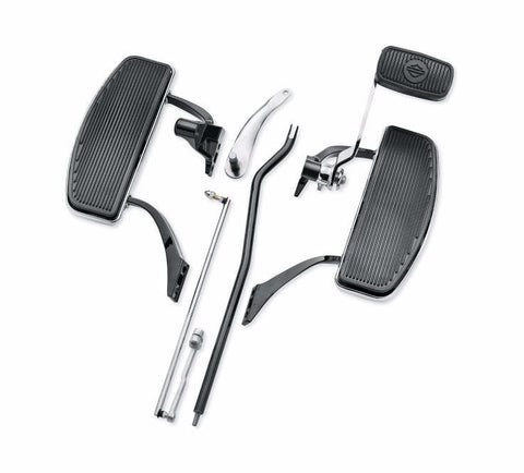 Signature Series Seat with Rider Backrest For Dyna® Models '06 Later