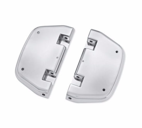 Chrome Passenger Footboard Pans