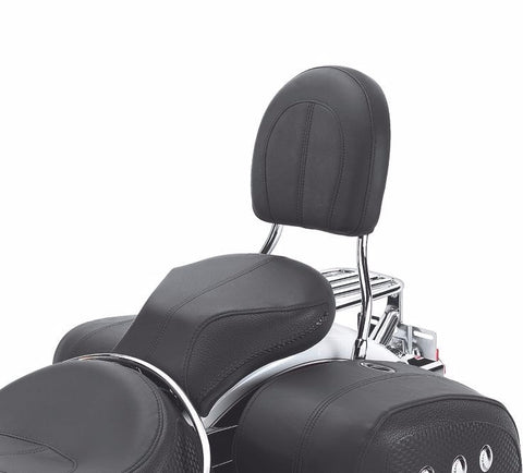 Tall Backrest Pad for Softail® One-Piece Upright - Softail® Deluxe Pattern