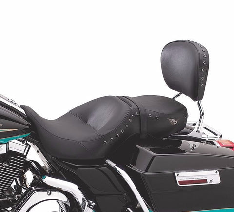 Sundowner Deep Bucket Seat - Road King Black Studs