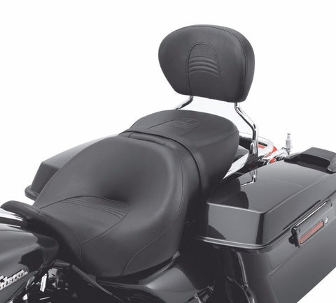 Street Glide Stitch Passenger Backrest Pad