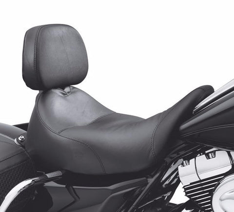 Signature Series Solo Seat with Rider Backrest