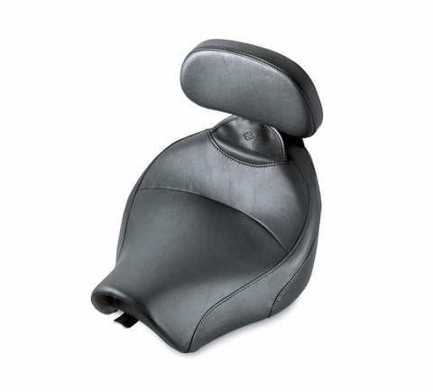 Signature Series Solo Seat with Rider Backrest 2.2 OR 3.3