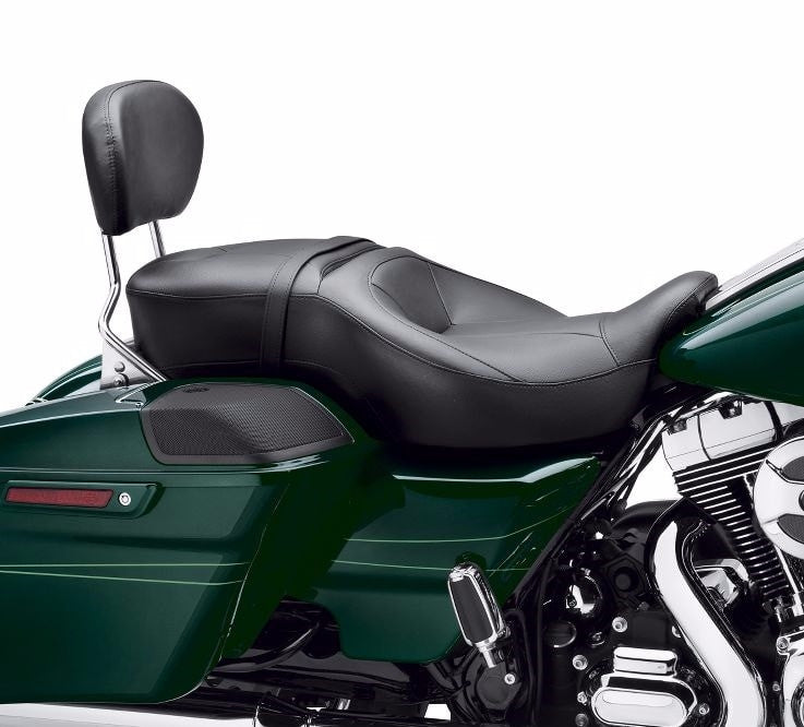 Harley Hammock Rider And Passenger Touring Seat Without Heat