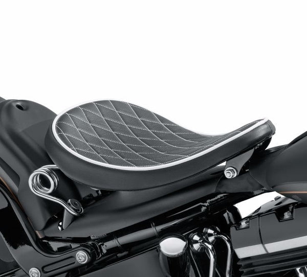 Solo Spring Saddle - Black Diamond