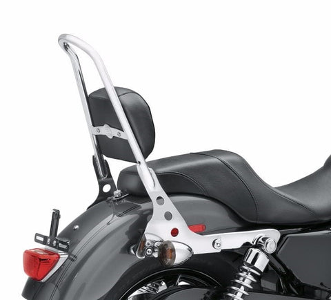 One-Piece H-D Detachables Sissy Bar Upright