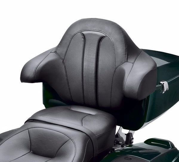 King Tour-Pak Backrest Pad- CVO Street Glide Styling