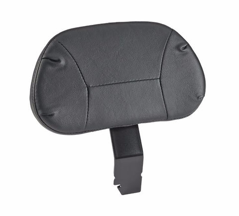 Short Passenger Backrest Pad - Smooth Look