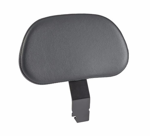 "Smooth Style Adjustable Rider Backrest Pad. "" PAD ONLY"" Mount sold separately."