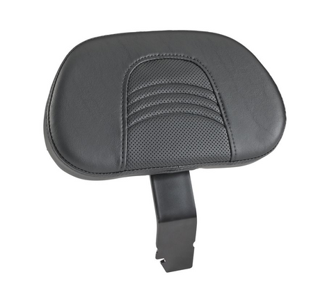 Street Glide Style Adjustable Rider Backrest