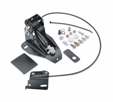 Adjustable Rider Backrest Mounting Kit '97-'08 Touring