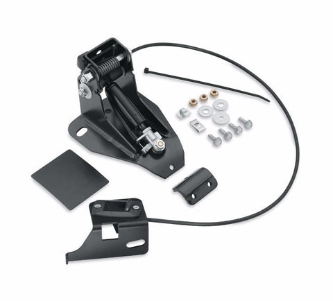 Adjustable Rider Backrest Mounting Kit '09-Later Touring